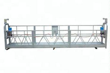 Günstigen Preis Hängende Zugangsplattform / Suspended Zugang Gondel / Suspended Zugang Wiege / Hänge-Zugang Swing-Bühne