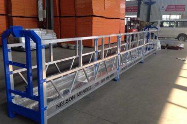 guter Preis ausgesetzt Plattform / ausgesetzt Gondel / ausgesetzt Wiege / Hängegerüst mit CE und ISO-Zertifikat