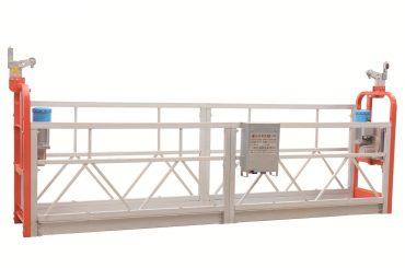 zlp630 lackierte Stahlfassade Reinigung ausgesetzt Arbeitsplattform