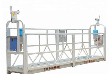 10m 800kg verschobene Baugerüst-System-Aluminiumlegierung mit anhebender Höhe 300 m