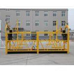 Hohe Qualität und heiße zlp630 zlp800 power Arbeitsplattform zlp 630 ausgesetzt Plattform