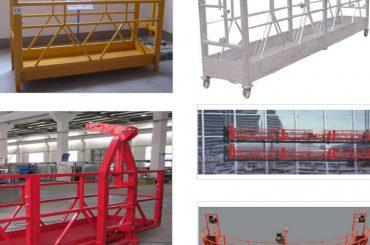 800 kg lackiert / feuerverzinkt / Aluminium-Legierung ausgesetzt Zugang Ausrüstung zlp800