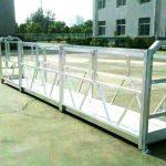 verschiedene Modell elektrische Bauarbeitsbühne Cradle Hoist