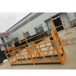 ZLP-Serie Stahl- oder Alumium-Hängeseilplattform