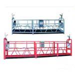 ZLP500 Ssweged Access Equipment / Gondel / Wiege / Gerüst für den Bau
