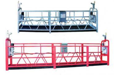 Fabrikverkauf Fenster Glasreinigung Plattform Kran Wiege