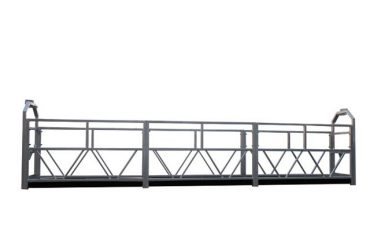 2 x 1,8 kw Hängegerüst einphasig ausgesetzt Plattform Wiege zlp800
