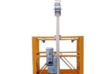 250kg single man ausgesetzt arbeitsbühne l strirrup mit ltd6.3 hoist