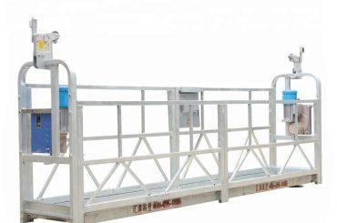 angetriebene hängende Plattform, Baugondellift, bmu (zlp500 / 630/800)