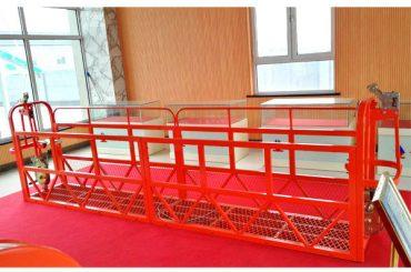 Hängearbeitsbühnen aus Stahl 7.5m 1.8kW 800kg Gebäudewartung