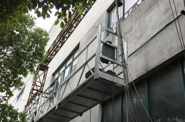 zlp1000 2.5m * 3 2.2kw 8kn aufgehängter Zugang Wiegen mit elektrischem Kontrollsystem