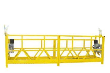 Stahl / Aluminium-Hängebühnengestell, 630 kg Hängezugangsgerät