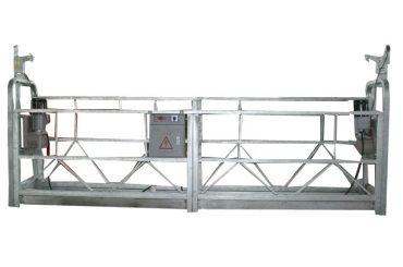 bewegliches Sicherheitsseil schwebende Plattform zlp500 mit Nennkapazität 500kg